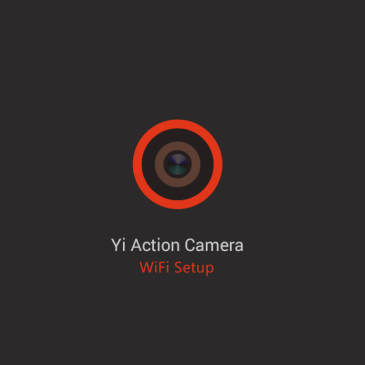 Xiaomi Yi action camera WiFi setup guide