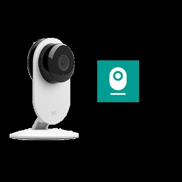 Xiaomi Yi Smart Home camera setup guide