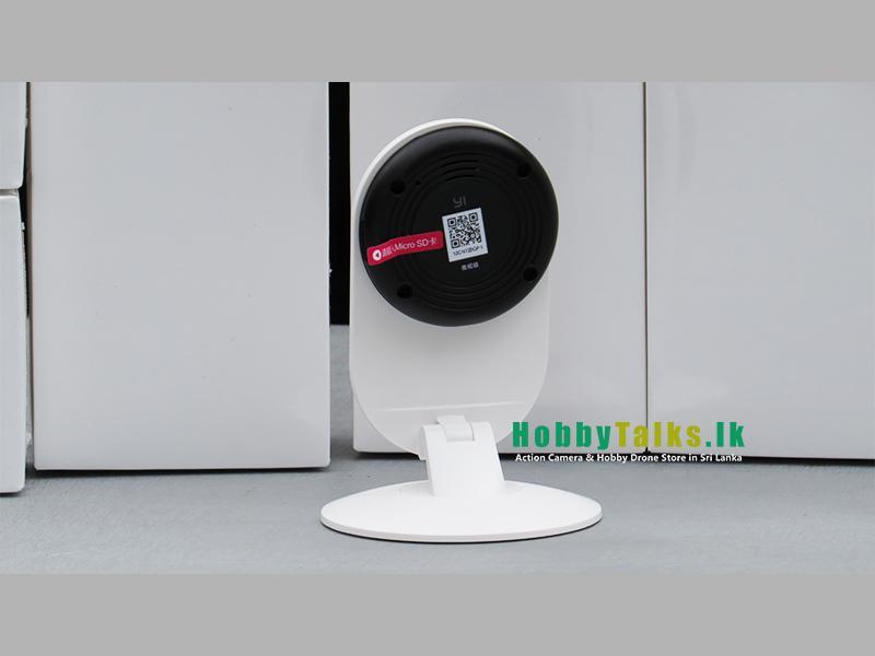 Xiaomi Yi Smart Home Ip Hd Camera Night Vision Hobbytalks Sri Lanka